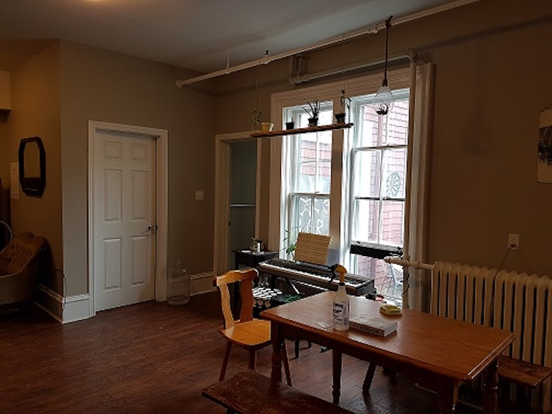 Gottingen Street, Halifax-Unit 201- Individual Rooms in Large 5 Bedroom All Inclusive Available Now